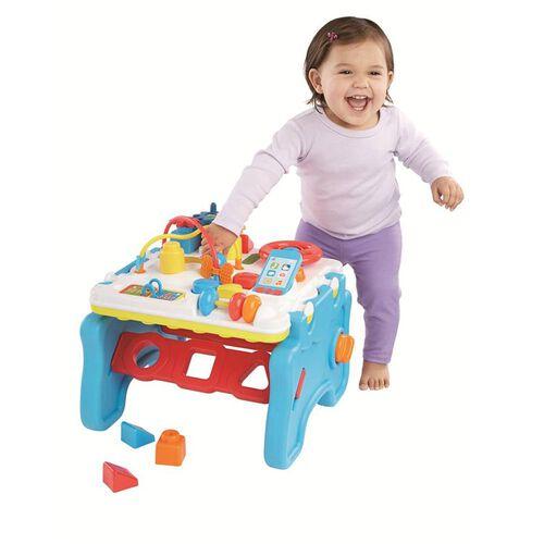 BRU Infant & Preschool 2合1互動學習桌