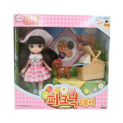 Mimi World 迷你mimi野餐組