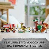 Lego樂高 76939 Stygimoloch Dinosaur Escape