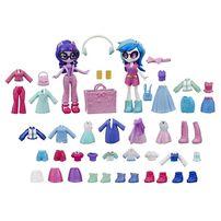 My Little Pony小馬寶莉小馬國女孩系列 迷你衣櫃二代 - 隨機發貨