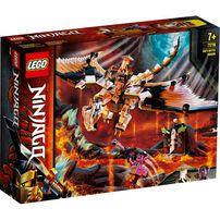 LEGO樂高 71718 吳大師的戰鬥龍