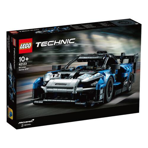 LEGO樂高 42123 McLaren Senna GTR