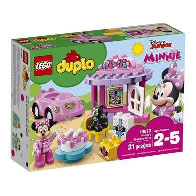 LEGO樂高得寶系列minnie的生日會 10873