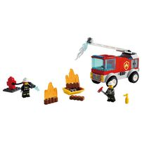 LEGO樂高 60280 雲梯消防車