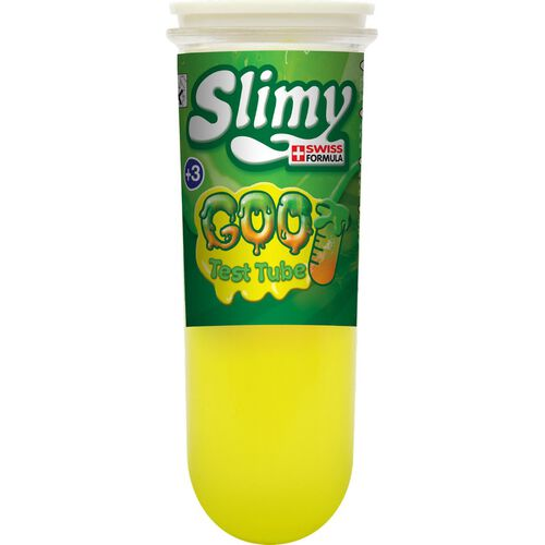 Slimy史萊姆 Slimy 彩色試管沾黏玩具