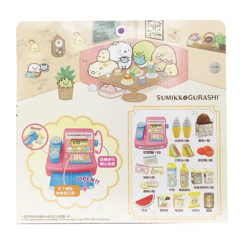 Sumikko Guarashi角落小夥伴收銀機遊戲組