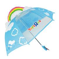 """Toys""""R""""Us玩具""""反""""斗城藍天彩虹兒童傘"""