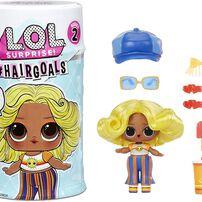L.O.L. Surprise! 驚喜寶貝 驚喜變髮娃娃2.0 - 隨機發貨