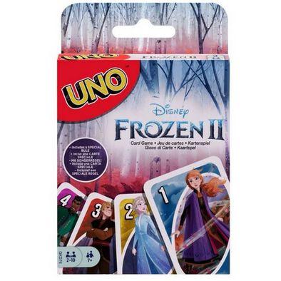 UNO Disney Frozen迪士尼冰雪奇緣II