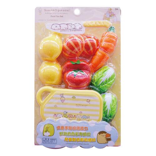 Sumikko Guarashi角落小夥伴 蔬菜切切樂