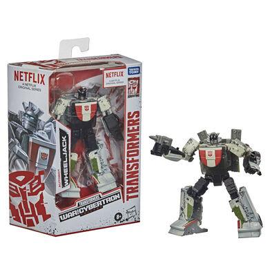 Transformers變形金剛世代系列塞伯坦之戰N豪華戰將組 5L01  W2 - 隨機發貨