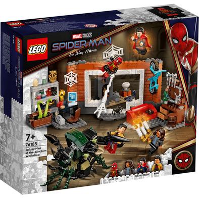 Lego樂高76185 Spider-Man at the Sanctum Workshop