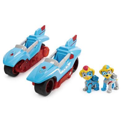 Paw Patrol汪汪隊立大功 雙胞胎2合一變形車輛組