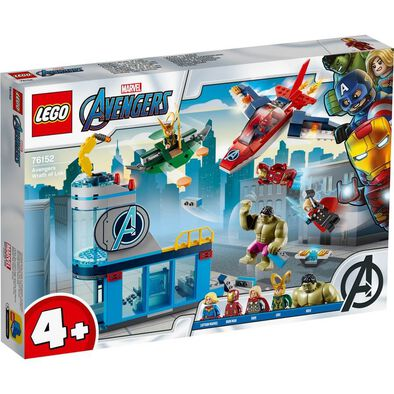 LEGO樂高 76152 Avengers Wrath of Loki