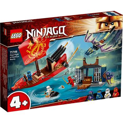 Lego樂高 71749 使命號之最終決戰