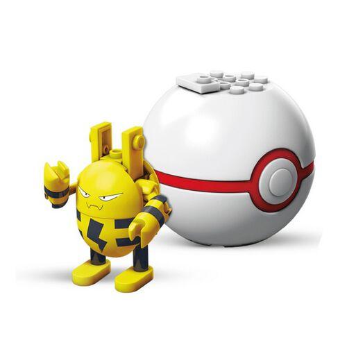 Mega Bloks美高積木創建寵物小精靈精靈球進化版 - 隨機發貨