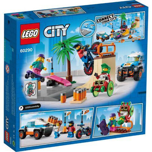 LEGO樂高 60290 滑板公園