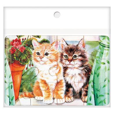 Acme世一可愛貓咪拼圖組