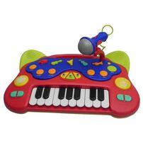 BRU Infant & Preschool小熊寶雲 玩具電子琴