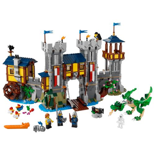 Lego樂高 31120 中世紀古堡