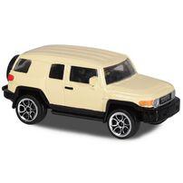 Majorette美捷輪小汽車小汽車 Toyota Fj Cruiser越野車 - 隨機發貨