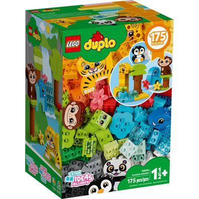 LEGO樂高得寶系列10934 創意動物群