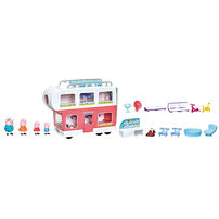 Peppa Pig粉紅豬小妹 豪華露營車遊戲組