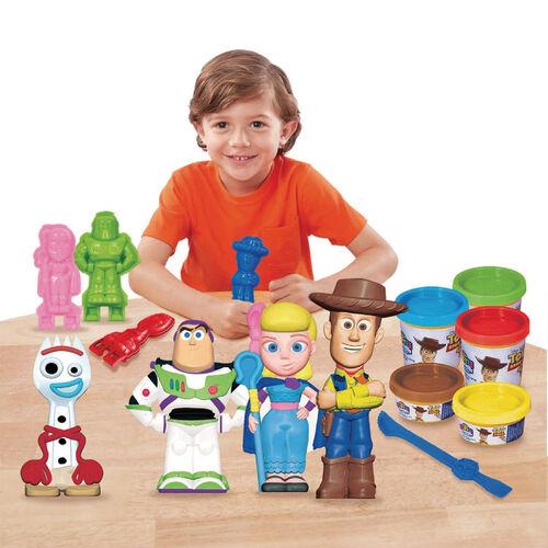 Toy Story玩具總動員造型黏土組