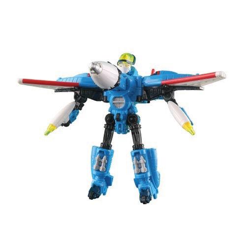 Hello Carbot衝鋒戰士 神噴射天翼