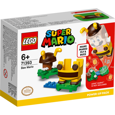 Lego樂高 71393 蜜蜂瑪利歐 Power-Up 套裝