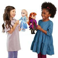 Disney Frozen迪士尼冰雪奇緣 唱歌艾莎與安娜2入組