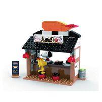 Banbao邦寶 史努比歡樂廣場系列 LN8010壽司屋