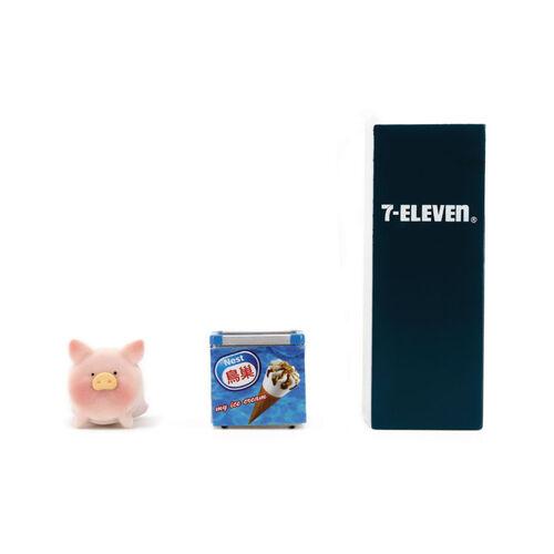 Tiny微影 LuLu Pig 1/35 1A 微影 迷你雪糕櫃組合 X LuLu