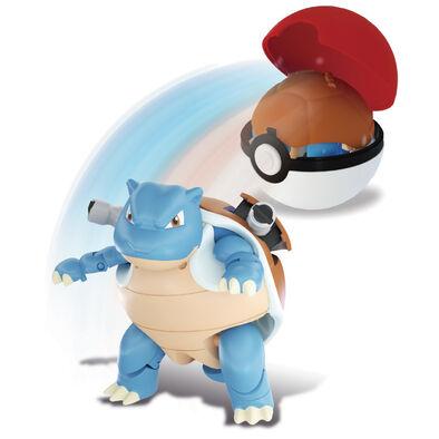 Pokemon寶可夢變形系列 水箭龜