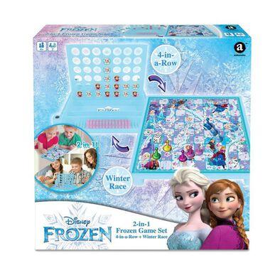 Frozen冰雪奇緣2合1桌遊