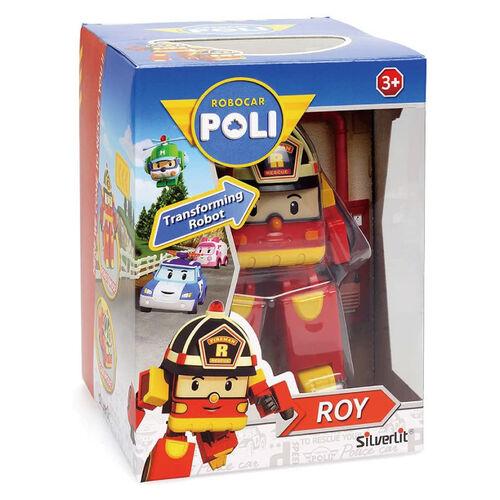 Robocar Poli 變形車系列 羅伊