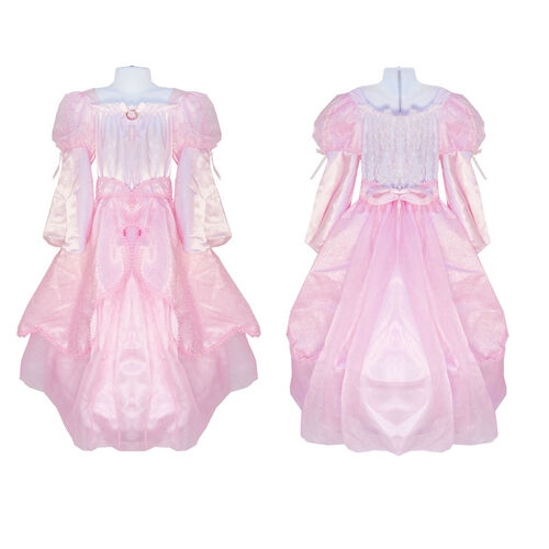 Liyuan礫園 粉色蛋糕裙-M