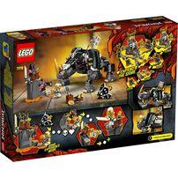 LEGO樂高 71719 冰忍的牛角騎獸