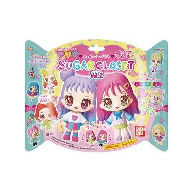Bandai Sugar Closet入浴劑Ⅱ(附時髦小女孩公仔)- 隨機發貨