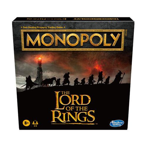 Monopoly地產大亨魔戒收藏版