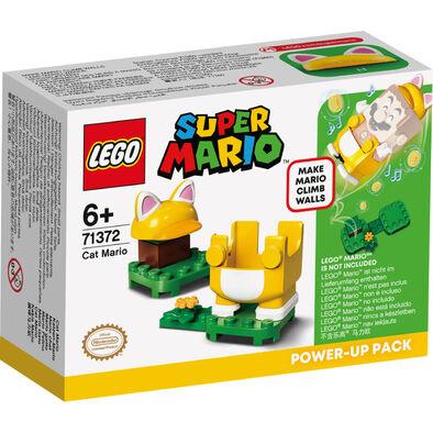 LEGO 樂高Super Mario超級瑪利歐系列 - 貓咪瑪利歐Power-Up套裝