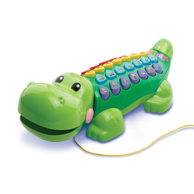 Vtech字母學習小鱷魚
