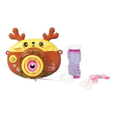 泡泡相機-小鹿
