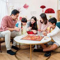 Monopoly地產大亨 農曆新年收藏版