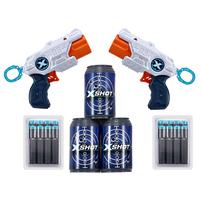 Zuru X-Shot3發發射器2入組