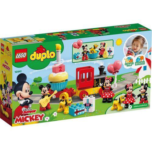 LEGO樂高 10941 Mickey & Minnie Birthday Train