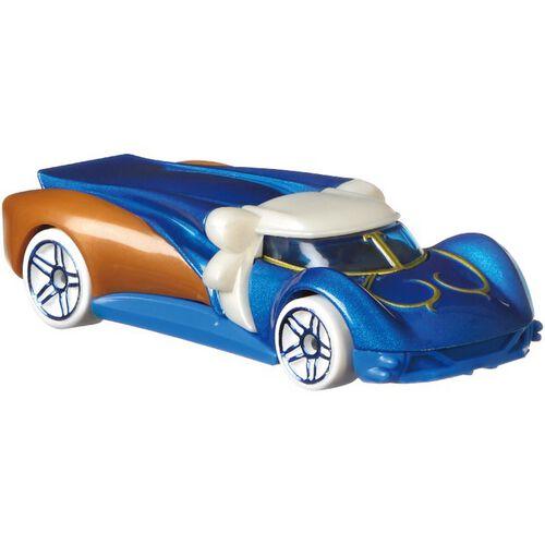 Hot Wheels風火輪遊戲角色合金小車 快打旋風 - 隨機發貨