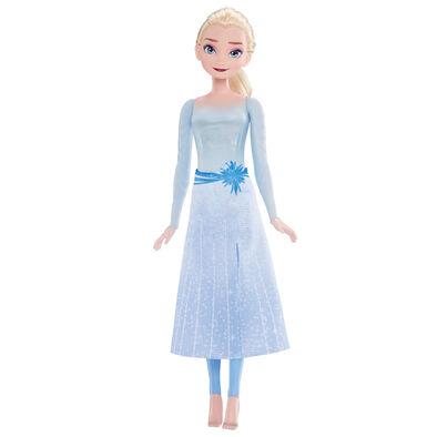Disney Frozen迪士尼冰雪奇緣2閃亮艾莎戯水組