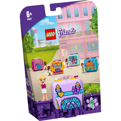 Lego樂高 41670 休閒秘密寶盒-斯蒂芬妮與芭蕾舞