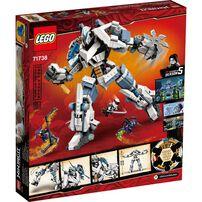 LEGO樂高 71738 冰忍的鈦機械人之戰